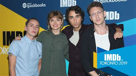 IMDb at Toronto International Film Festival -- Cast members Alex Wolff, Imogen Poots, and Keir Gilchrist discuss the themes and relevance of 'Castle in the Ground,' writer/director Joey Klein's opioid-addiction drama. Dave Karger hosts the interview at IMDb at Toronto, Presented by Intuit: QuickBooks.
