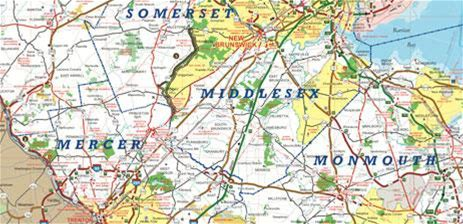 Find geologicial maps, geographic information maps, state and county maps or request a map.