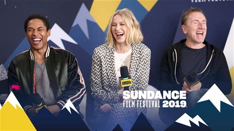 The IMDb Studio at Sundance -- Hear why former 'Funny Games' co-stars Naomi Watts and Tim Roth signed up for 'Luce,' a drama that follows a married couple who is forced to reckon with their idealized image of their adopted son from war-torn Eritrea.