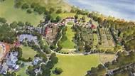 Mount Vernon Estate Map