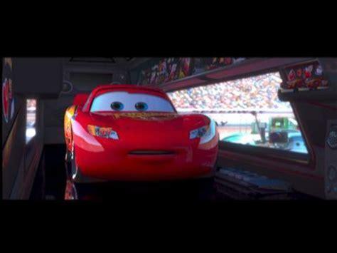 Cars -- Clip: Lightning Pep Talk