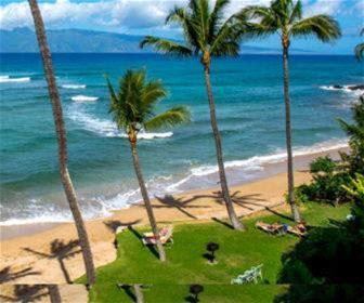 Maui Sea Shell Condo Beach Cam