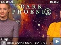 IMDb on the Scene - Interviews -- The stars of the new X-Men film 'Dark Phoenix' look back at their favorite X-Men scenes of all time.