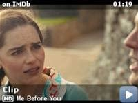 Me Before You -- Clip: I Want To Be In Paris As Me