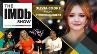 The IMDb Show -- Olivia Cooke takes us behind the scenes of her new wickedly funny film 'Thoroughbreds' and hints at what's to come in 'Ready Player One.' The star-studded cast of 'A Wrinkle in Time' pick their most inspirational roles.