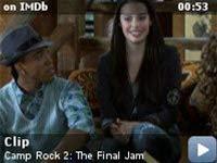 Camp Rock 2: The Final Jam -- Clip: Standing Apart