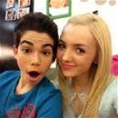 Cameron Boyce and Peyton List separated on 20
