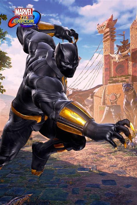 Marvel vs. Capcom: Infinite - Black Panther