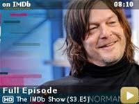 """The IMDb Show -- The star of """"The Walking Dead"""" gives an inside look at life on and off set after Andrew Lincoln's departure then dreams up an alternate reality for Daryl."""