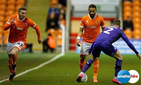 Match Reports Report: Blackpool 1 Tranmere Rovers 2 Blackpool slipped to a narrow defeat in a 2-1 loss to Tranmere Rovers.