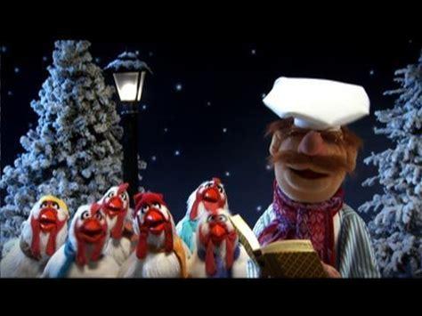 The Muppet Christmas Carol -- Bonus Clip: Chef and Chickens Caroling