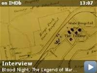 Blood Night: The Legend of Mary Hatchet -- True interviews with people about King's Park and Mary Hatchet.