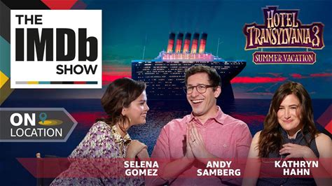 The IMDb Show -- Andy Samberg, Selena Gomez, and Kathryn Hahn plan their dream summer getaways in some of the most interesting movie settings of all time.