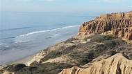 and Torrey Pines State Beach is arguably about the most magnificent of them all especially with its wide open sandy beach, an unobstructed view of the mighty Pacifi