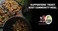 🍵 Exeter City Supporters' Trust host community meal at SJP A successful community fundraising meal was held at St James Park on Sunday to help tackle food poverty and social isolation in the Exeter area.