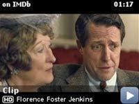 Florence Foster Jenkins -- Clip: Carnegie Hall