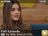 The IMDb Show -- Lucy Hale embraces her inner scream queen in her new horror film 'Truth or Dare,' Bruce Campbell teaches us how to be a B-movie legend, and you share your favorite scary movie moments. CORRECTION: 'Overboard' comes out May 4th.