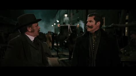 Holmes & Watson -- 'Holmes & Watson' stars and best friends Will Ferrell and John C. Reilly provide answers to some of film's greatest mysteries.