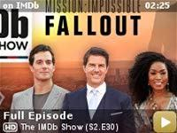 The IMDb Show -- From the red carpet of their Paris premiere, Tom Cruise, Henry Cavill, Angela Bassett, and the rest of the cast and crew of 'Mission: Impossible - Fallout' reveal the most exciting things about the film, from the death-defying stunts to the incredible locations.