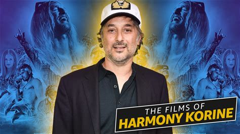 Director's Trademarks -- Make it! Make it! Don't fake it! From his directorial debut 'Gummo,' to his new film 'The Beach Bum,' writer and director Harmony Korine has plunged audiences into his unique, decadent worlds filled with out-of-control characters.