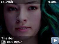 """Dark Matter -- Watch the trailer for Syfy's """"Dark Matter."""""""