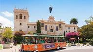 San Diego Tour: Hop-on Hop-off Trolley