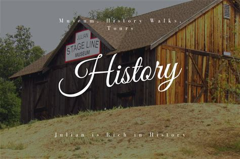 Historic Julian