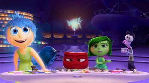 Inside Out -- Inside Out is in theaters on June 19!
