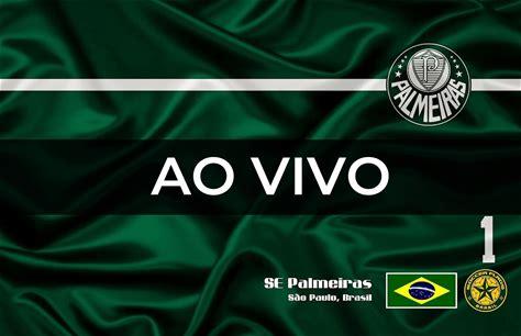 Clique aqui para acompanhar o jogo Palmeiras Ao Vivo
