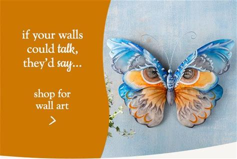 If your walls could talk they'd sayshop for wall art