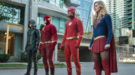 """IMDbrief -- On this spoiler-filled IMDbrief, we break down 2019's Arrowverse crossover """"Crisis on Infinite Earths"""" and how Batwoman could play into the chaos."""