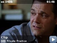 Private Practice -- Clip: That Will Set You Free