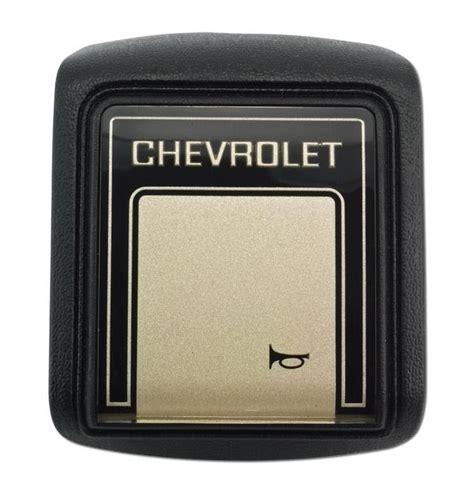 (1978-91) Horn Button-Chevrolet-Custom