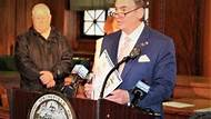 Mayor Sarno Joined with City Officials to Provide Update on the City of Springfield's Response to Coronavirus