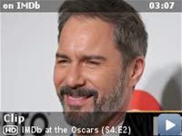"""IMDb at the Oscars -- Eric McCormack shares his thoughts about the final episodes of """"Will & Grace"""" and his feelings about the long-running show. The star is joined by Aisha Tyler and Dave Karger at IMDb LIVE presented by M&M'S at the Elton John AIDS Foundation Academy Awards Viewing Party."""