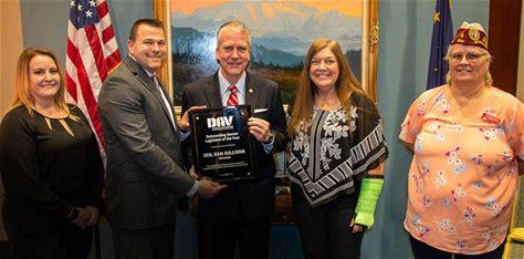 Sullivan Receives Disabled American Veterans' Legislator of the Year Award