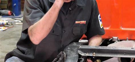 1963-72 Chevy & GMC Truck Rear Shock Re-locator Install