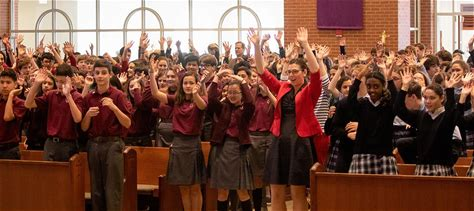 Vocation means doing God's will, Bishop Burbidge tells students