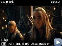 The Hobbit: The Desolation of Smaug -- Clip: Your World Will Burn