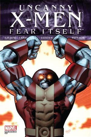 Uncanny X-Men #543