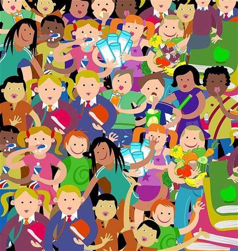 Cartoon, Kids, Children, Child