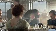 Titanic -- The Unsinkable Molly Brown asks Cal how else he plans to smother his intended fiance.