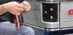 1973-87 Chevy & GMC Squarebody Truck LED Tail Light Installation