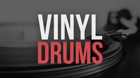 10 Free Vinyl Drum Kits