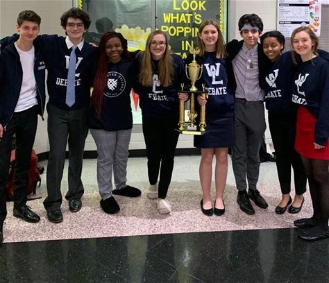 Lincoln Douglas Debate Team Keeps Winning Tradition