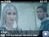 The Huntsman: Winter's War -- Clip: Freya tells Eric that Sara has betrayed him