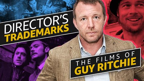 Director's Trademarks -- Guy Ritchie has been known for his larger-than-life characters who talk fast and fight hard through films like 'Lock, Stock and Two Smoking Barrels,' 'Snatch,' and 'RocknRolla.' More recently, the versatile director has expanded his craft with Hollywood blockbusters like 'Sherlock Holmes,' 'The Man from U.N.C.L.E.' and Disney's 'Aladdin.'