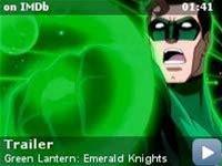 Green Lantern: Emerald Knights -- Trailer for Green Lantern: Emerald Knights