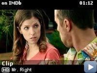 Mr. Right -- Clip: Confidence