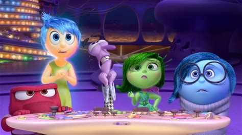 Inside Out -- Watch an exclusive clip from Inside Out.